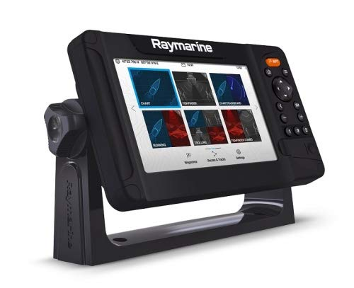 Raymarine Aktionsbundle: Element S Kartenplotter Displaygröße 7 Zoll, im Bundle mit Navionics+ Seekarte (Small/XL)