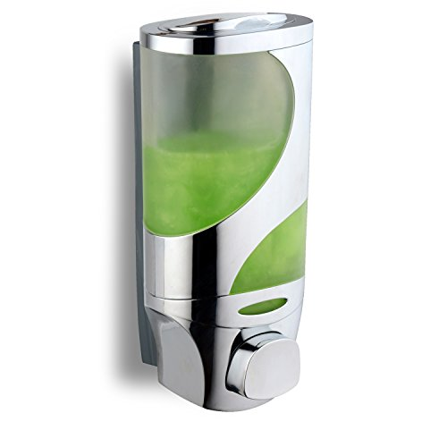 HotelSpaWave Luxury Soap/Shampoo/Lotion Modular-design Shower Dispenser System