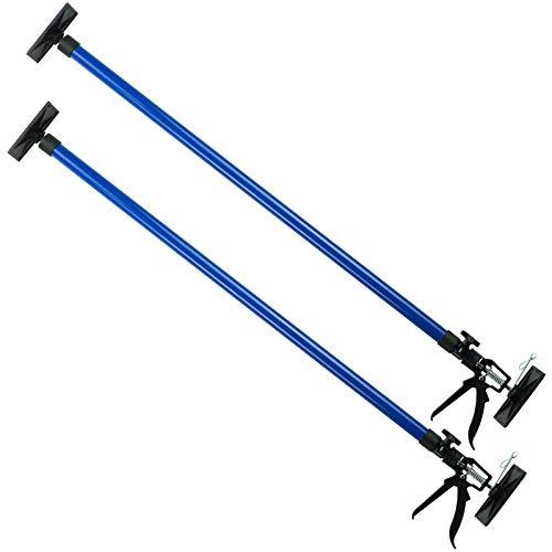 Deckenstütze Montagestütze Einhandstütze Gipsplatte Teleskopstütze 115-290cm SN30802 (2er Set SN30802-2)