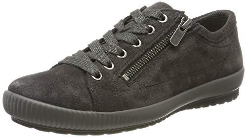 Legero Damen Tanaro Sneaker, Grau (Lavagna (Dunkelgrau) 08), 36 EU (3.5 UK)