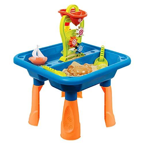 Zand- En Watertafel Voor Kinderen, Zandtafel Voor Kinderen Binnen En Buiten Spelen Met Zand Spelen Met Water Zandbakje Speelgoed