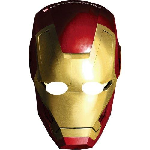 Catálogo de Mascara ironman  . 9