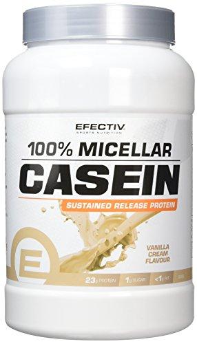 Efectiv Sports Nutrition 908 g Vanilla Micellar Casein