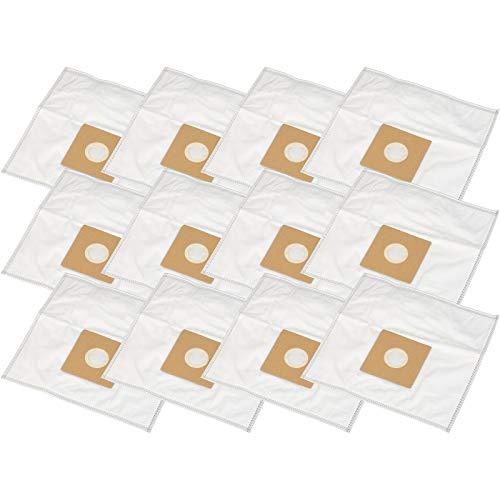 12 Staubbeutel geeignet für Philips HR 6371 bis 6396 Vitall, HR 6586 bis 6800, HR 6938 / HR6938, HR 6938 bis 6979, HR 6939 / HR6939