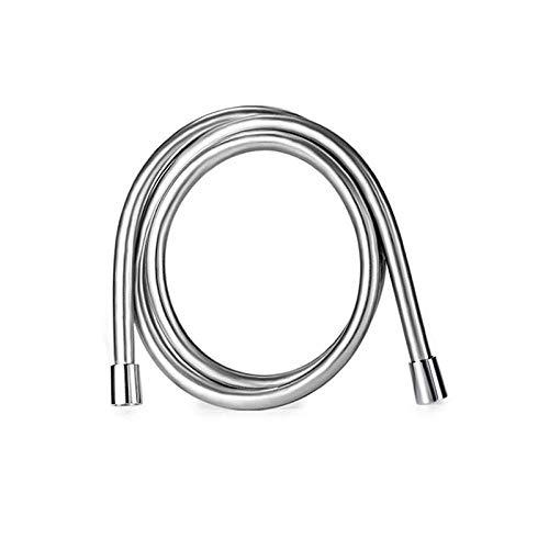 YNHNI Grifo de Ducha Manual duchas Modos de Ajuste de Ducha de Mano Head Set Agujero de Agua de PVC Matel (Color : Shower Hose)