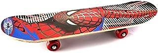 spiderman wooden skate 007-246-M