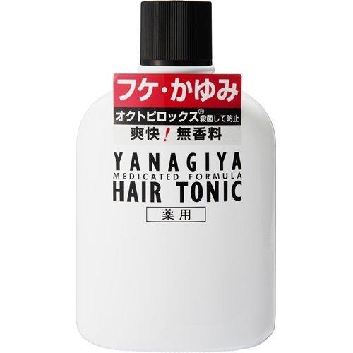 まとめ買い柳屋 薬用ヘアトニック フケ・カユミ用240ml ×2セット