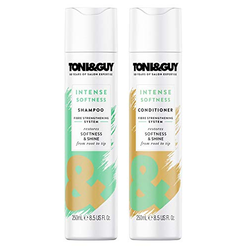 Toni & Guy Cleanse Normal Duo shampoing et après-shampoing 250 ml chacun
