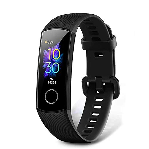 puissant HONOR Band 5 Connected Watch Connected Bracelet Pedometer Cardioman Woman Child Smart Watch…