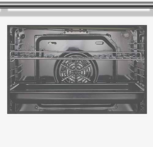 Cookology COF600WH 60cm White Built-in Single Electric Fan Forced Oven & timer
