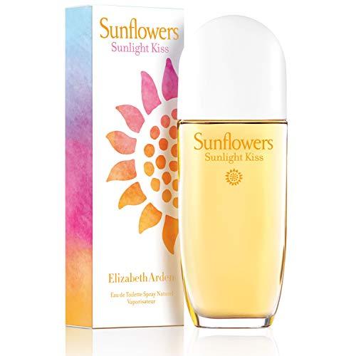 Elizabeth Arden Sunflowers Sunlight Kiss Eau de Toilette, Spray, 100 ml