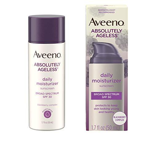 Best aveeno facial moisturizer with sunscreens