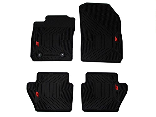 3D MAXpider Cargo Custom Fit Floor Mat for Select BMW X5 Black F15 Models Kagu Rubber