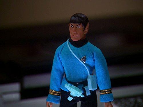 Traum mit Spock