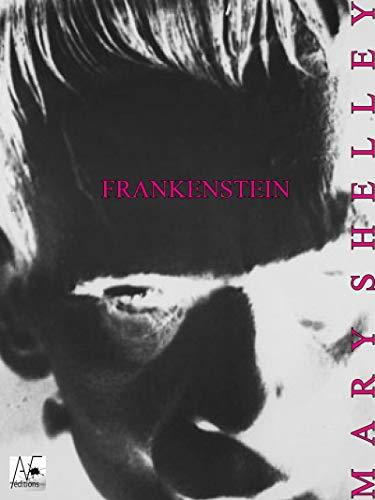 Couverture du livre Frankenstein: le Prométhée moderne