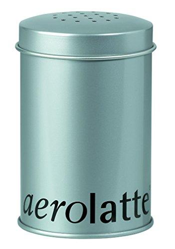 Aerolatte Dredger Shaker, For Latte Coffee Art and Baked Goods, 10-Ounce Capacity