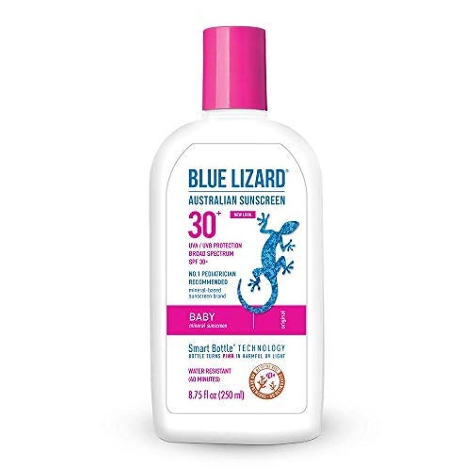 命題手当不一致Blue Lizard Spf#30+ Baby Australian Sunscreen 260 ml (並行輸入品)