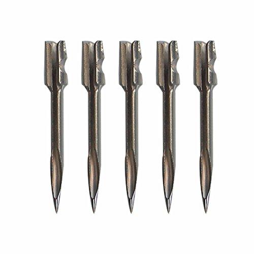 5 Ersatznadeln - Nadeln für Etikettierpistole STANDARD Stahlnadel MARK I - Heftpistole - Anschießpistole - Etikettiergerät [NS-NN]