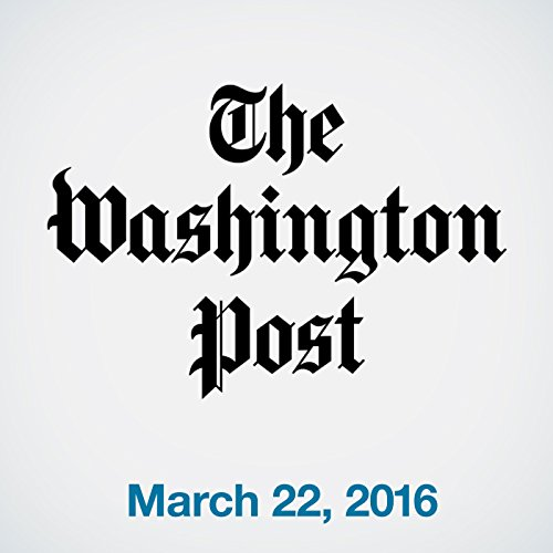 Top Stories Daily from The Washington Post, March 22, 2016 copertina