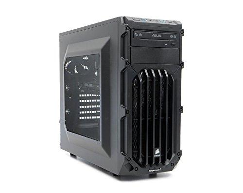 Komputronik Sensilo MR-300 [E018] Desktop-PC(AMD LED para Dinamo-Quad-Core FX-8350, 16 GB RAM, 2240 GB Disco Duro/SSD, AMD Radeon, DVD + / RW -, Dos)