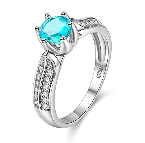 Anillos De Compromiso Oro Blanco Y Diamantes Precios marca Uloveido