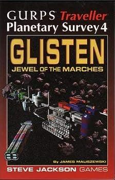 Paperback GURPS Traveller Planetary Survey 4: Glisten Book