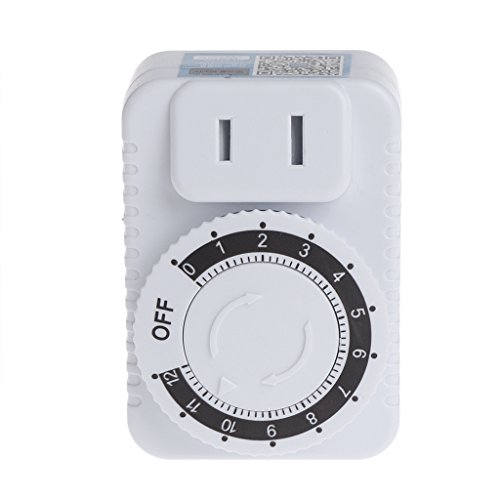 BIlinli AC 220 V 12 Stunden Mechanische Steckdose Schalter Timer Steckdose Haushaltsgeräte Steuerung Betriebsstundenzähler