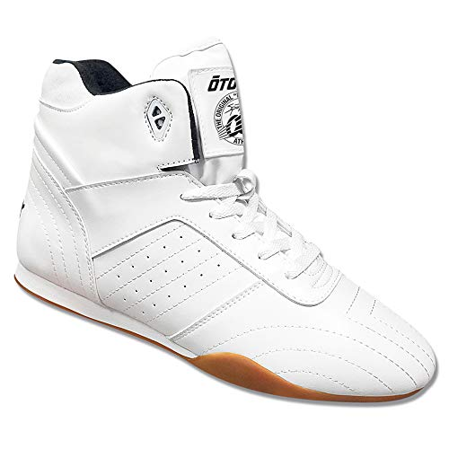 Otomix Men's The Classic Bodybuilding Shoe (12, White)
