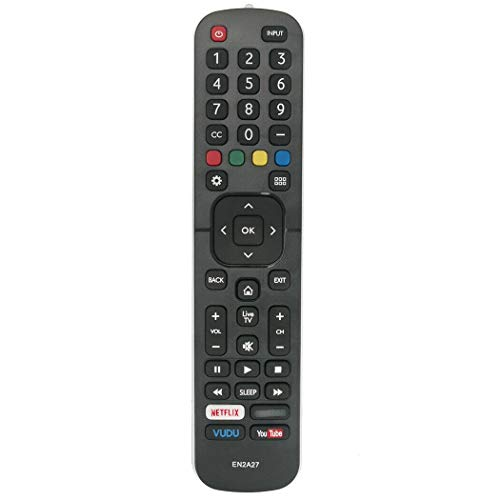 NKF EN2A27 Replace Remote for Hisense TV 50H5C 50H6C 50H7C 50H7GB1 50H8C 55H5C 55H6B
