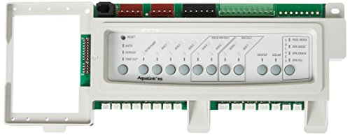 Zodiac R0468501 Bezel Upgrade Replacement Kit for Zodiac AquaLink RS8 Revision Pool and Spa Power Control Center