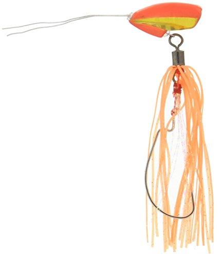 メジャークラフト ルアー メタルジグ ジグラバー スルーオフセットタイプ 10g #207 オレンジ JRT-10