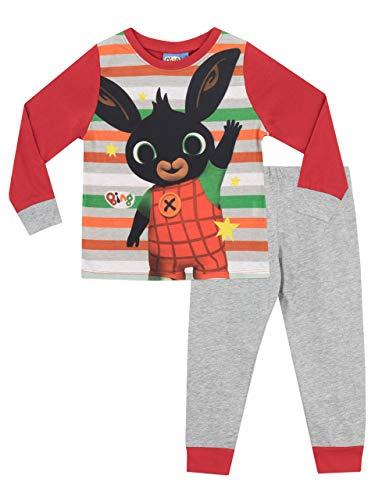 Bing Pijamas de Manga Larga para niños Multicolor 3-4 Años