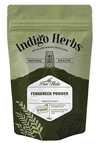 Indigo Herbs Fenegriekpoeder 100g