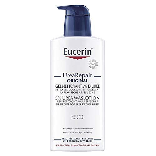 Eucerin UreaRepair Plus mit 5% Urea, Reinigungsgel, 400 ml