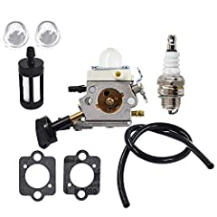 New High Quality Aftermarket Carburetor Fits For Stihl SH56 SH56C SH86 SH86C BG86 Blower Replace For Zama C1M-S261B Carburetor Replace Part number: 4241 120 0616 / 4241 120 0607 Please Note: This is High Quality Aftermarket Parts And Tested For Maxim...