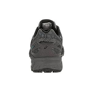 ASICS Women's Gel-Venture 6 Running Shoes, 9M, Black/Island Blue/Pink Glow