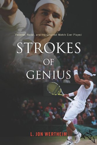 Strokes of Genius: Federer, Nadal, and the Greatest Match Ever Played (English Edition)