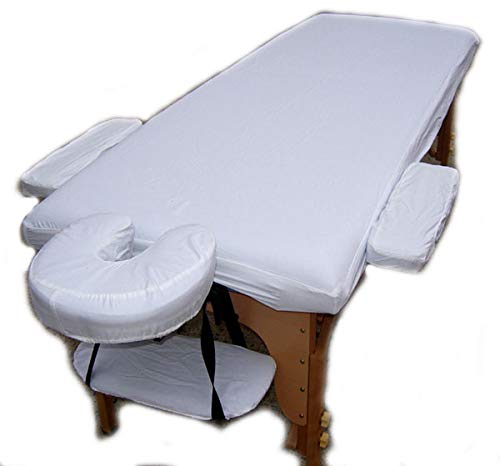 ZMDREAM Disposable Headrest Cover & Massage Table Sheets