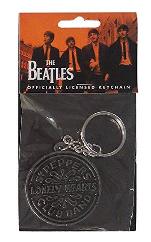 Llavero The Beatles, multicolor, 4,5 x 6 cm
