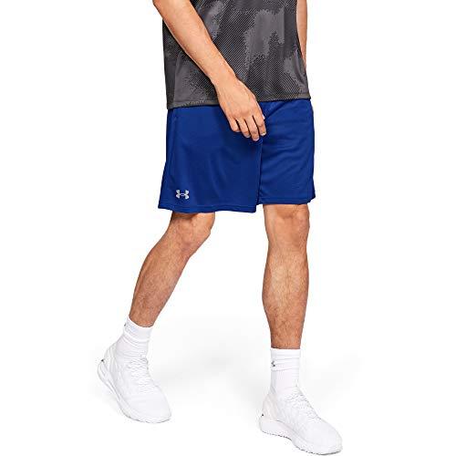 Under Armour Herren UA Tech Mesh Short atmungsaktive Sweatshorts mit Seitentaschen, komfortable kurze Hose mit loser Passform
