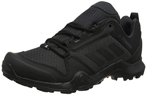adidas Terrex AX3, Track and Field Shoe Hombre, Core Black/Core Black/Carbon, 42 EU
