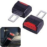 2pcs Ajuste para el cinturón de Seguridad del cinturón de cinturón Ajuste del Clip para (8.8cm)