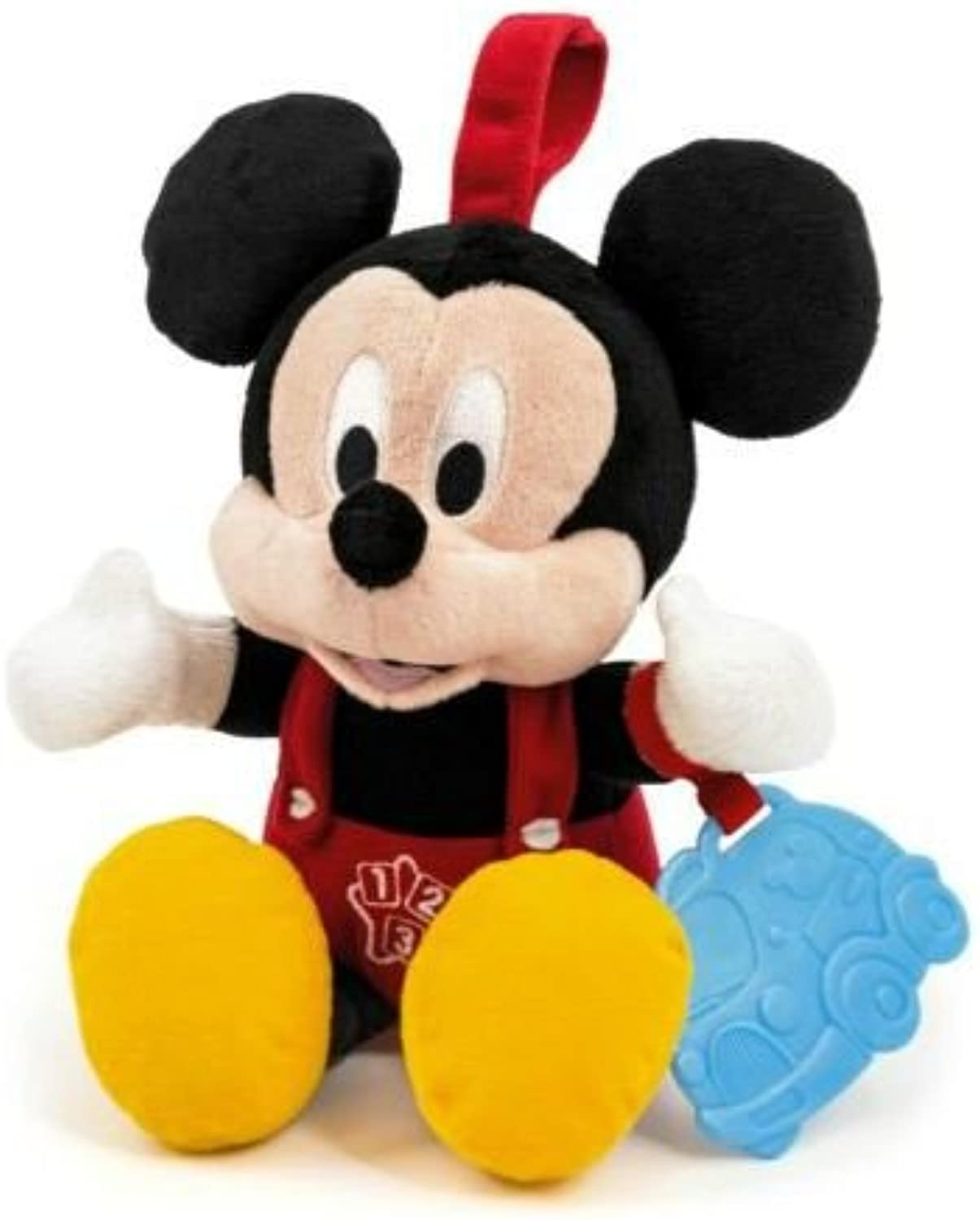 Baby Small Talking Mickey Soft Plush Toy.