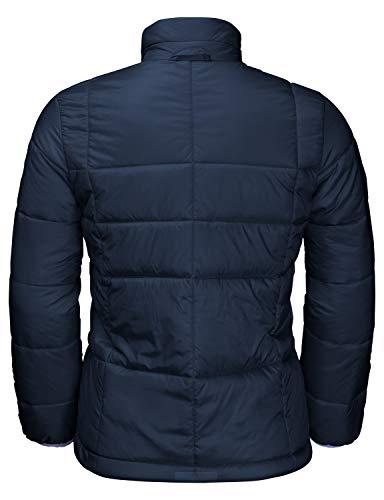 Jack Wolfskin Kid's Argon Jacket, Midnight Blue, Size 104