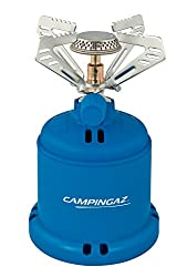 Campingaz 206 S camping stove, 1-burner gas stove for camping, festivals or hikes