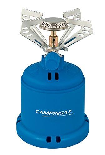 Campingaz 206 S Campingkocher, Gaskocher 1-flammig für Camping, Festivals oder Wanderungen