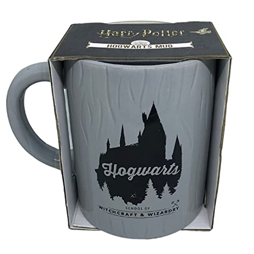 Taza Harry Potter Hogwarts Edición Limitada
