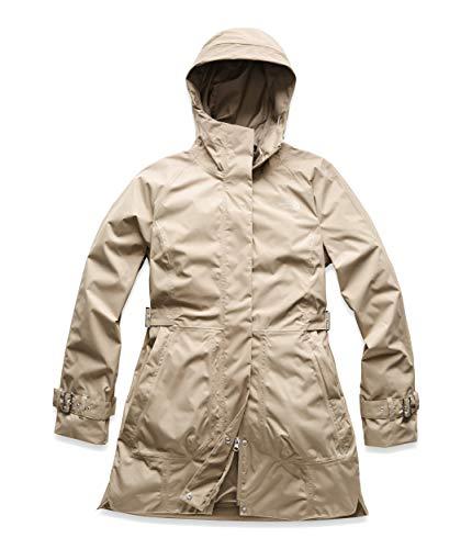 The North Face City Breeze - Vajilla para lluvia (talla XL), color beige