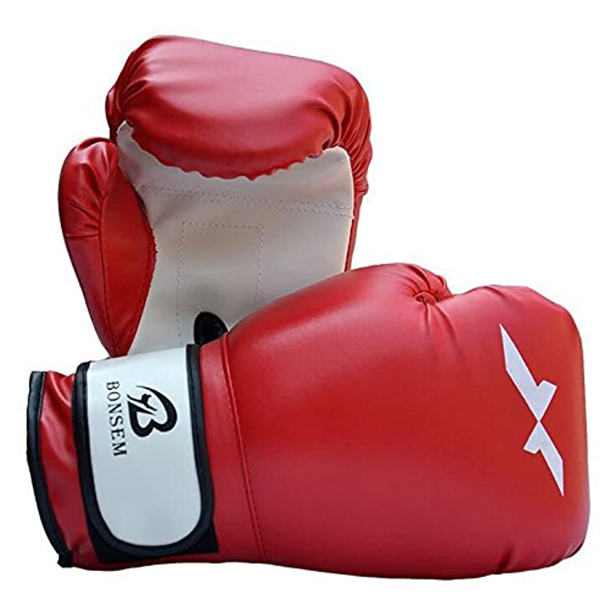 TTYY Boxing Gloves Thai Boxing Fitness Comprehensive Combat Fighting Training
