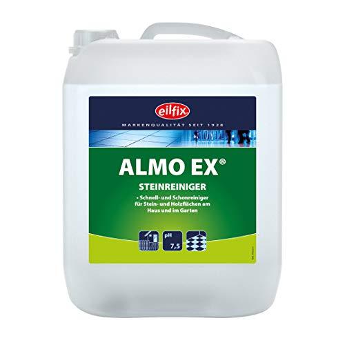 Almo-Ex Steinreiniger Algenentferner Grünbelagentferner 1 Kanister x 5 Liter Kanister